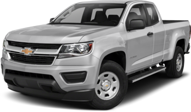 2019 Chevrolet Colorado Base Trim
