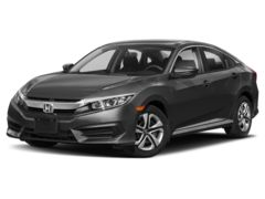 2018 Honda Civic Sedan LX CVT