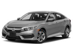 2018 Honda Civic Sedan LX Manual