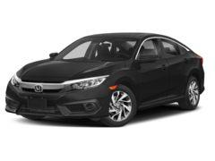 2018 Honda Civic Sedan EX CVT w/Honda Sensing