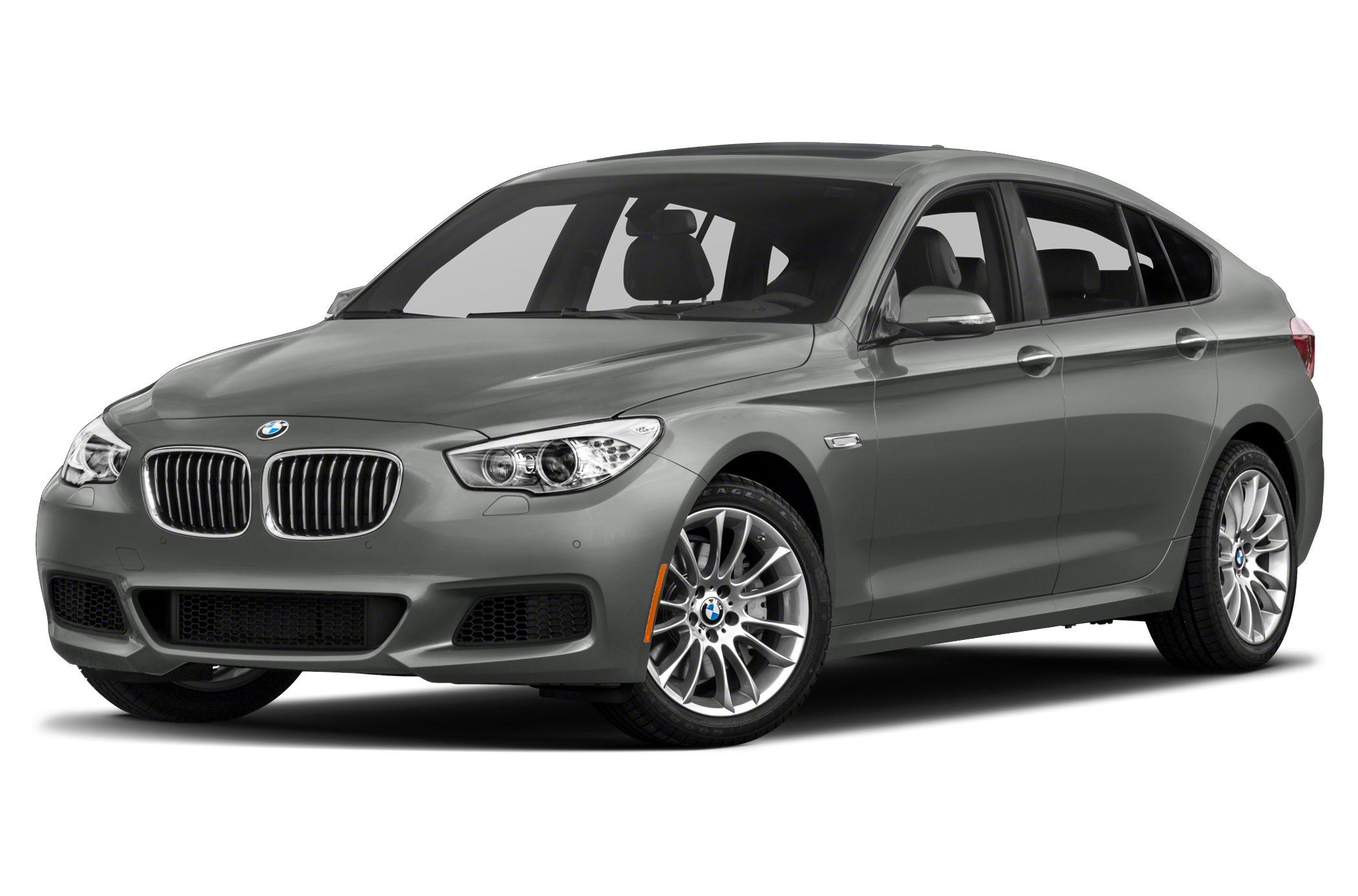 2017 BMW 535 Gran Turismo
