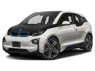 2017 BMW I3 WITH RANGE EXTENDER