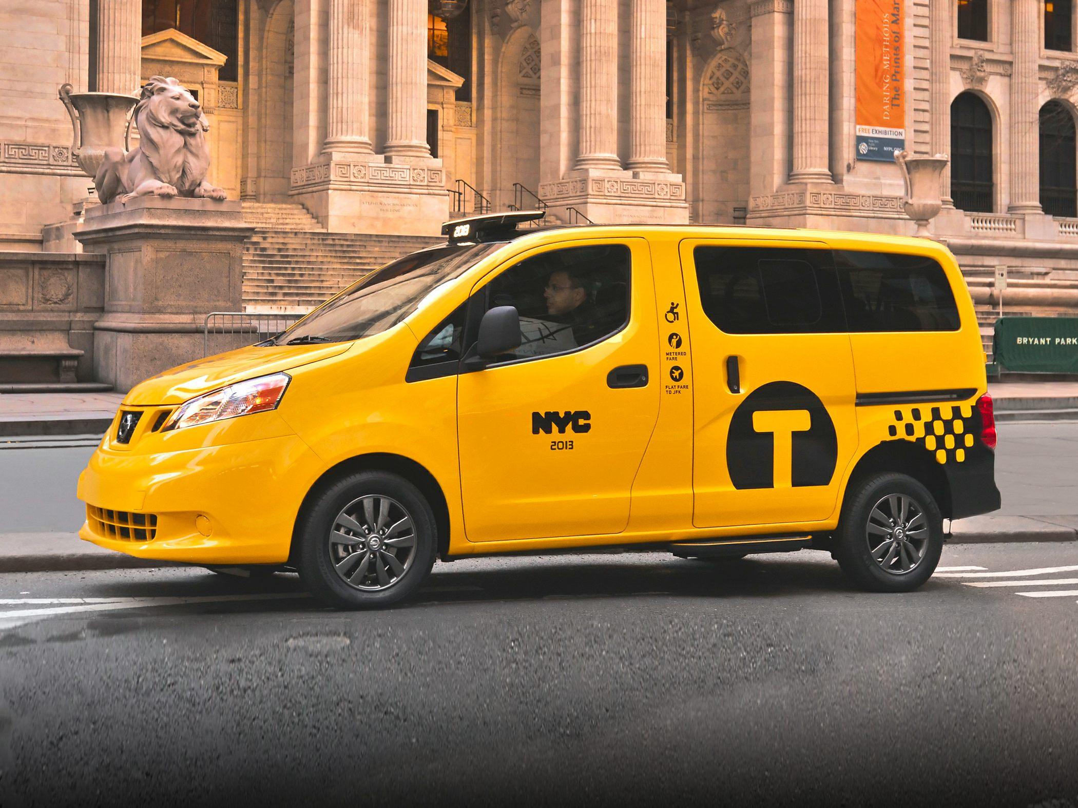 2017 Nissan NV200 Taxi