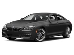 2018 BMW 6 Series 640i Gran Coupe