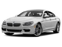 2018 BMW 6 Series 650i xDrive Gran Coupe