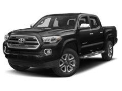 2018 Toyota Tacoma Double Cab Limited