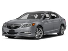 2017 Acura RLX Base Technology Package