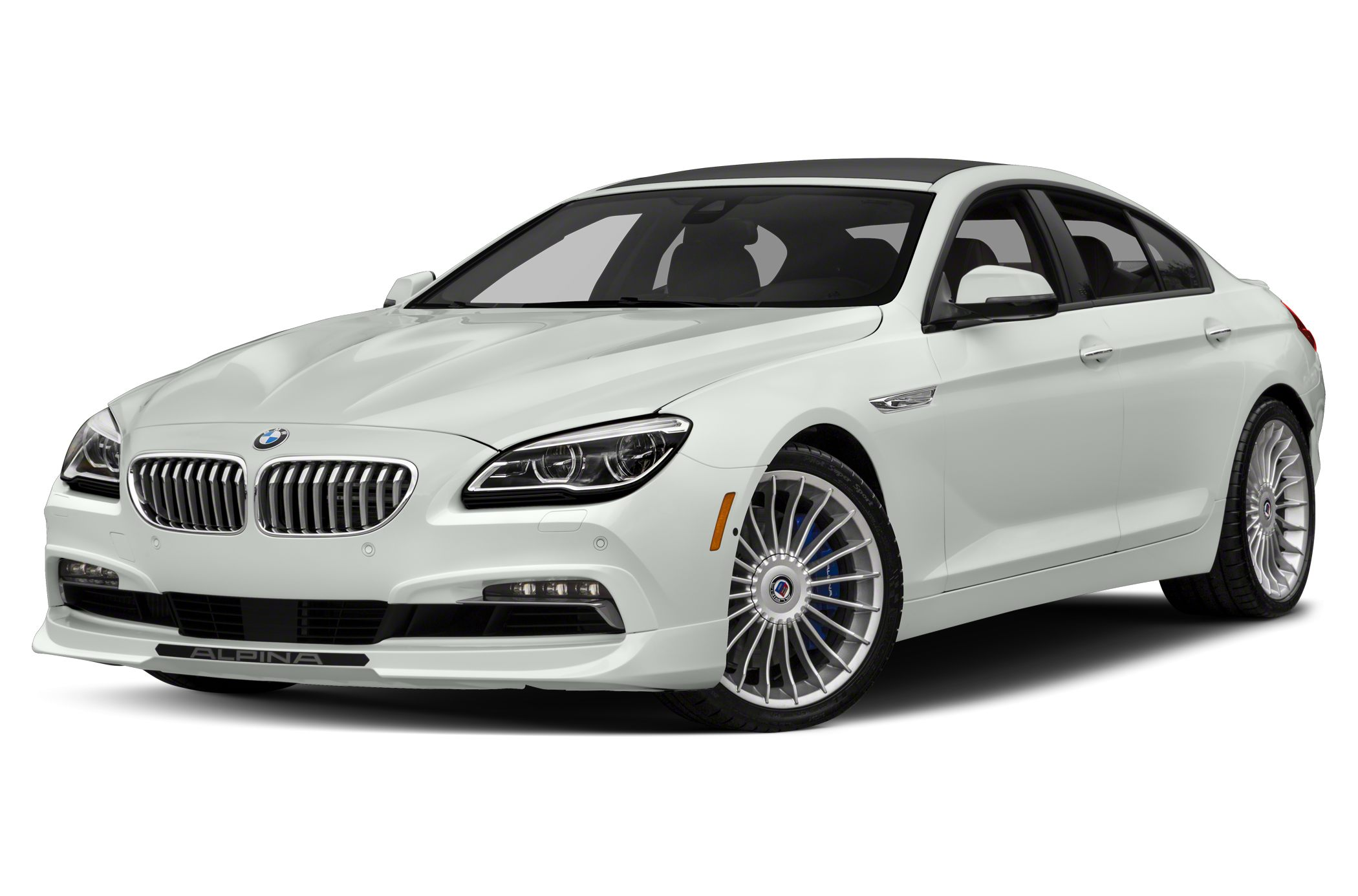 2018 BMW ALPINA B6 Gran Coupe