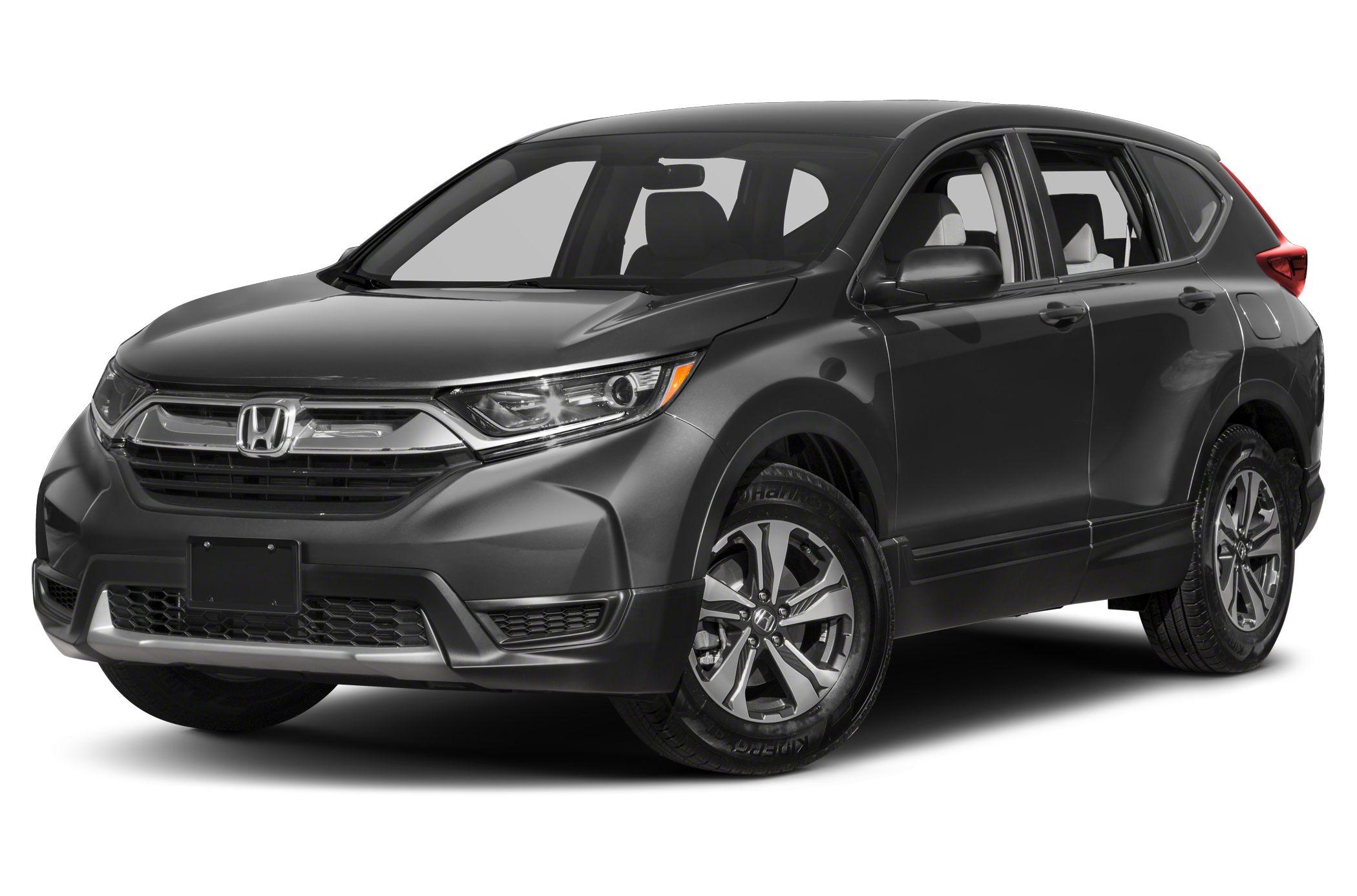 2017 Honda Cr V Lx Cvt