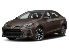 2018 Toyota Corolla 4D XSE Car