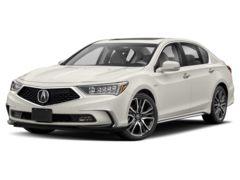 2018 Acura RLX Sport Hybrid Base w/Advance Package