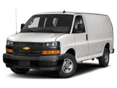 2018 Chevrolet Express 3500 Work Van