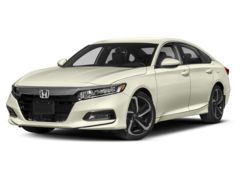 2018 Honda Accord Sedan Sport Manual