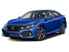 2018 Honda Civic Si Sedan Manual