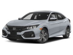 2018 Honda Civic Hatchback EX CVT