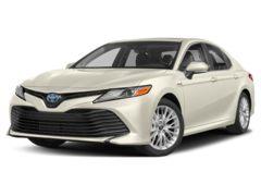 2018 Toyota Camry 4D Hybrid XLE Car