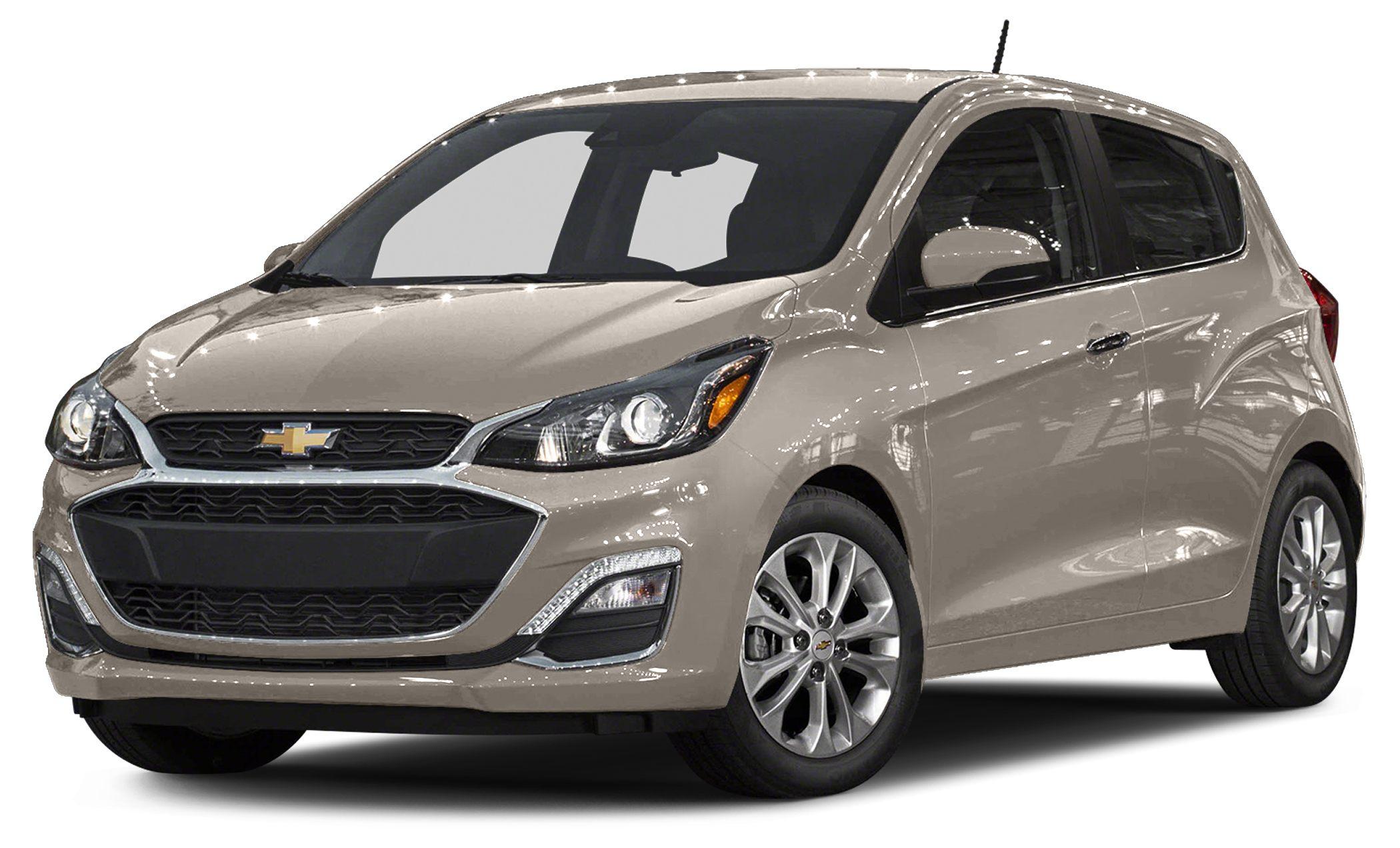 2019 Chevrolet Spark ACTIV