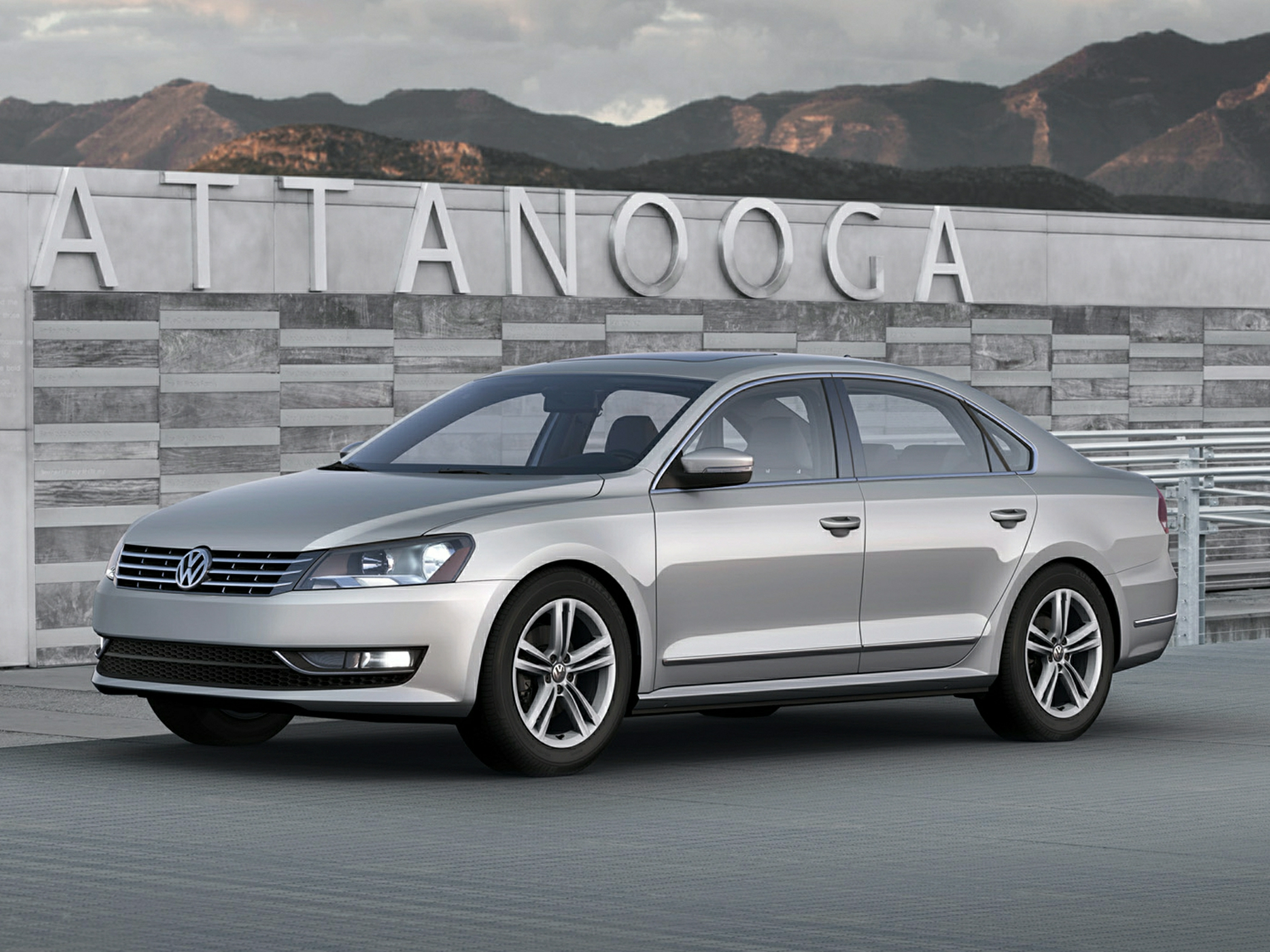 2015_Volkswagen_Passat_1.8T Wolfsburg Edition_ Kingston NY
