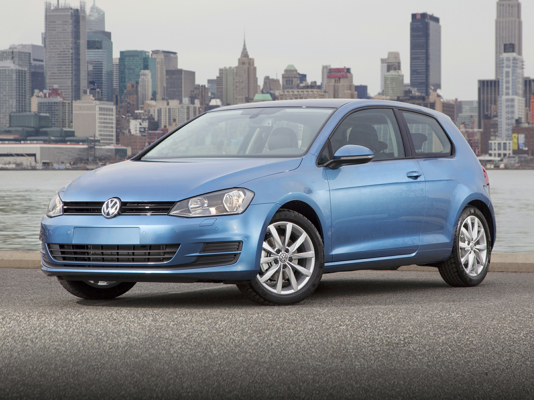 2015_Volkswagen_Golf__ Kingston NY
