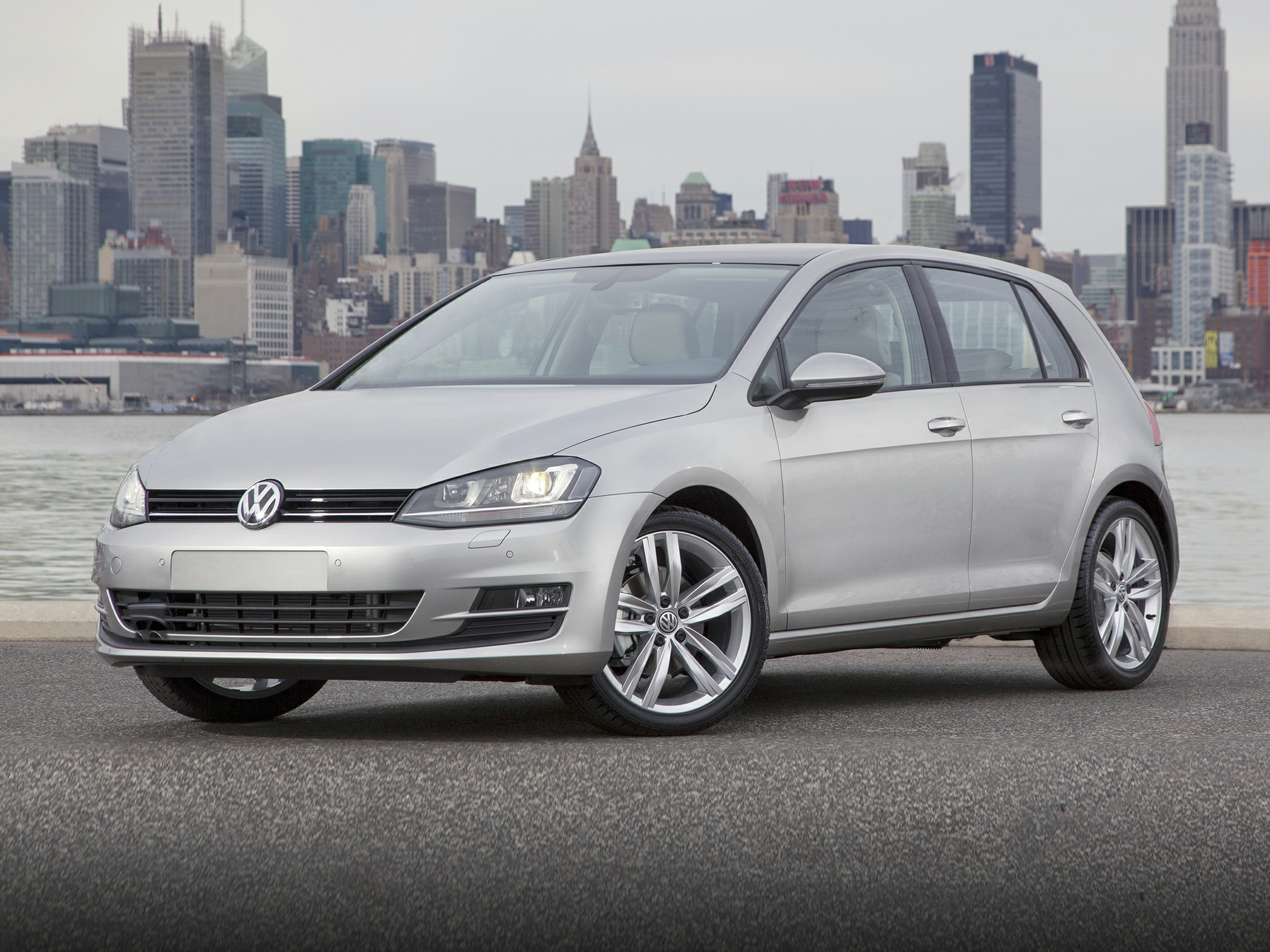 2017_Volkswagen_Golf__ Kingston NY