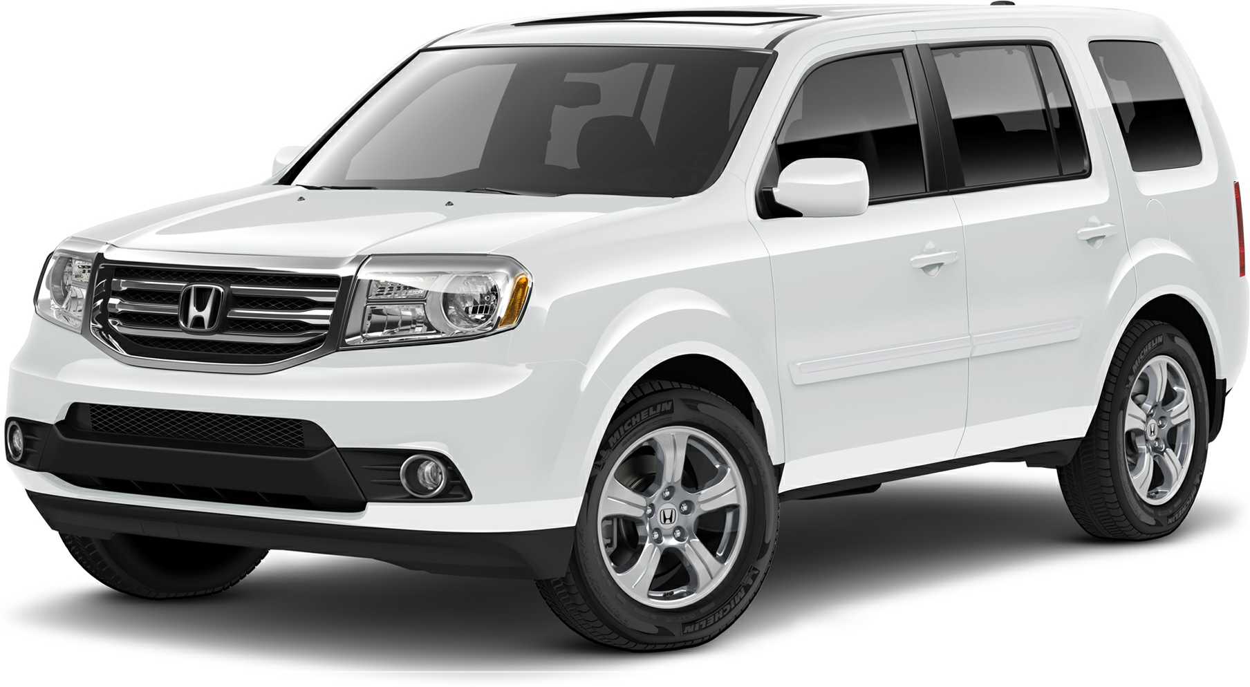 2014_Honda_Pilot_EX-L_ Kingston NY