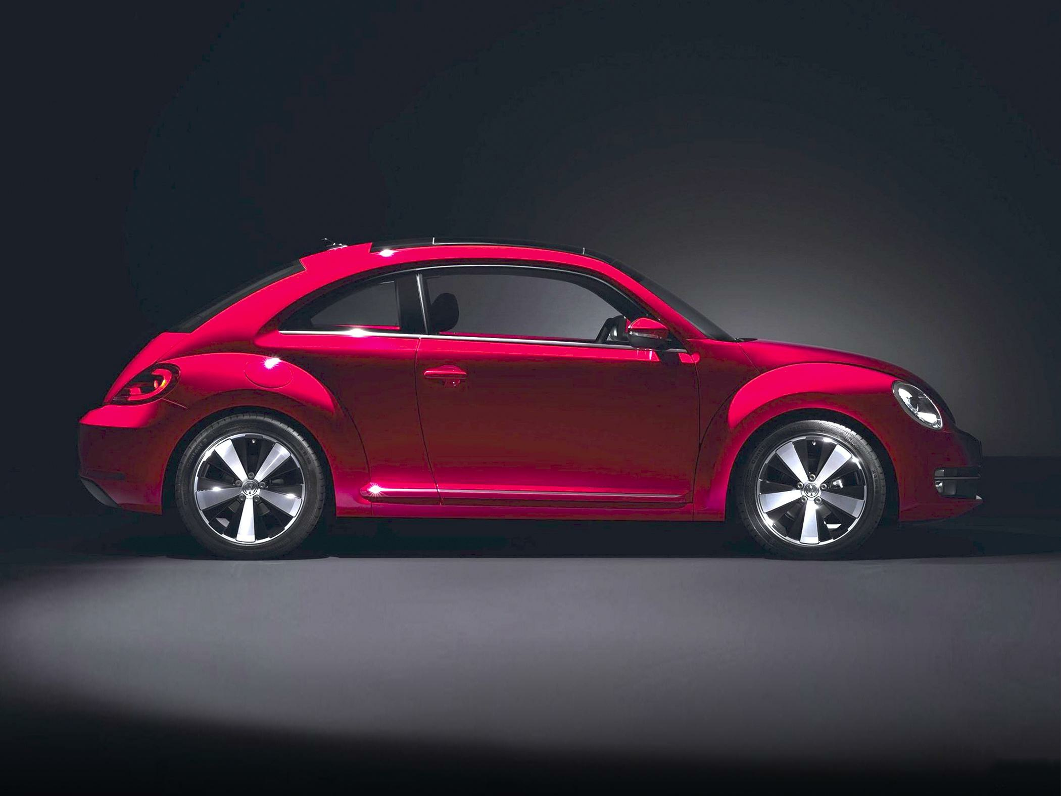 2016_Volkswagen_Beetle_1.8T SE_ Kingston NY