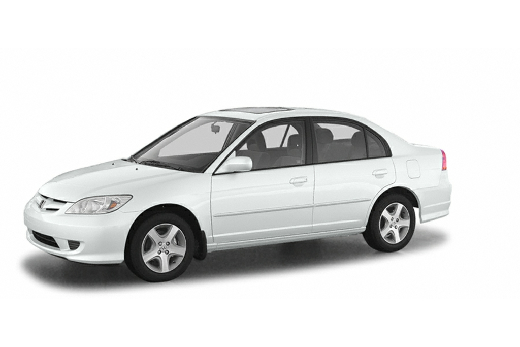 2004_Honda_Civic_VP_ Oklahoma City OK