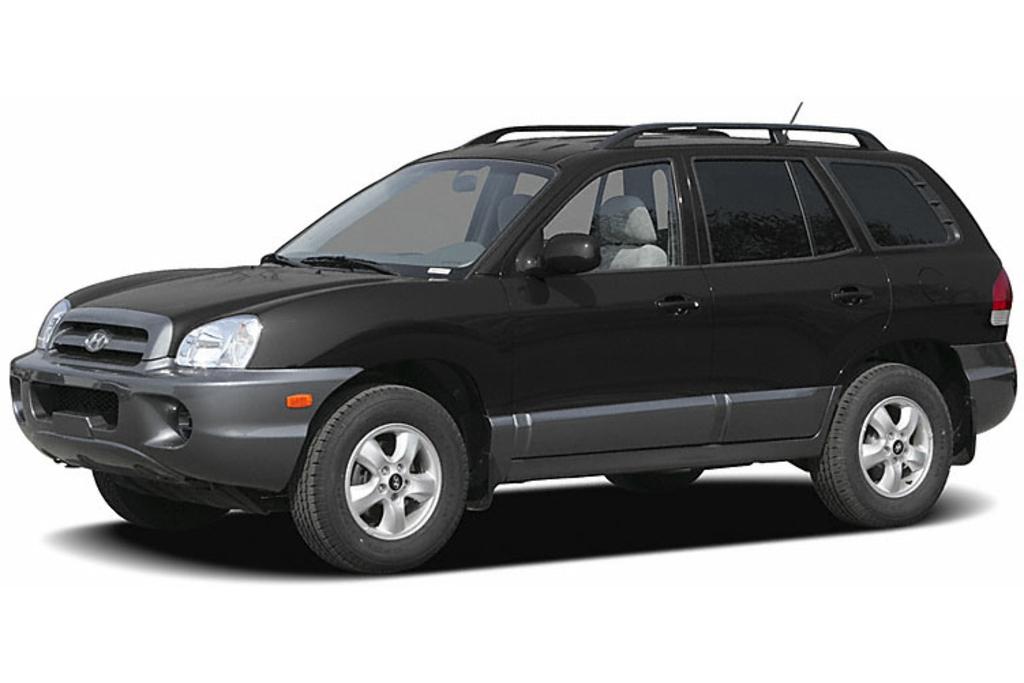 2005_Hyundai_Santa Fe_GLS_ Wilmington NC