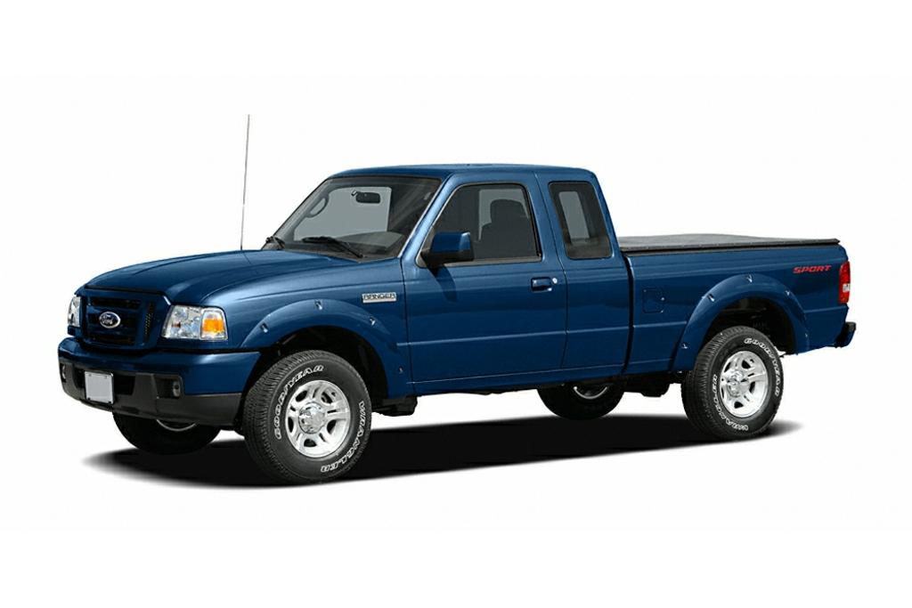 2007_Ford_Ranger_Sport_ Wilmington NC