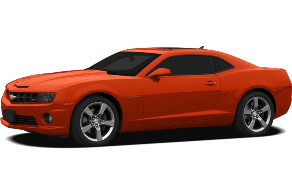 2011_Chevrolet_Camaro_1SS_ Wilmington NC