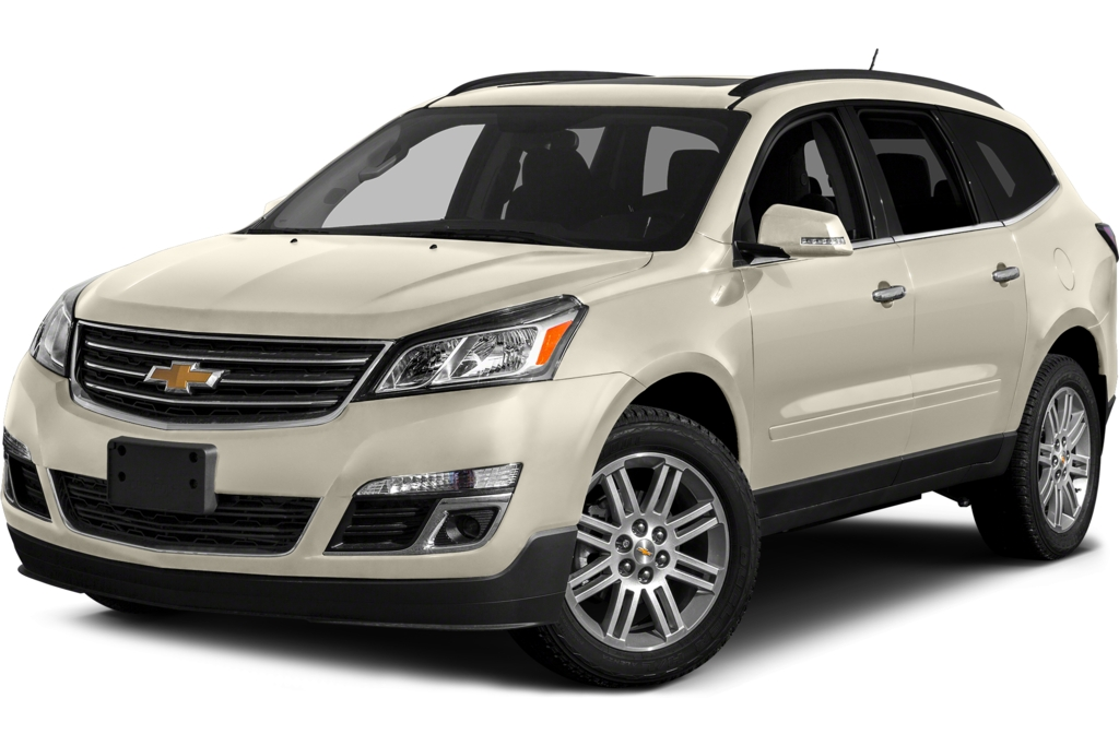 2015_Chevrolet_Traverse_LT 1LT_ Oklahoma City OK