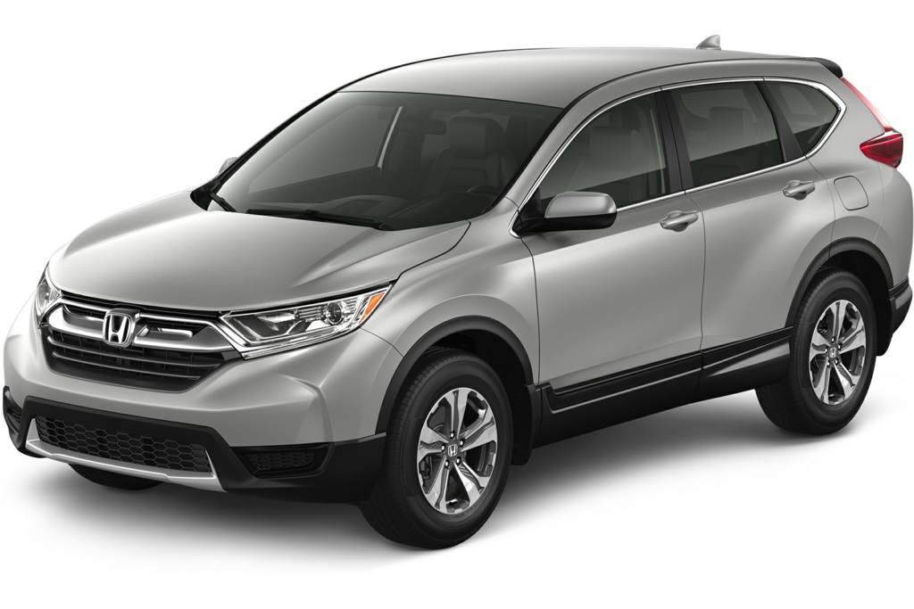 2018_Honda_CR-V_LX_ Oklahoma City OK