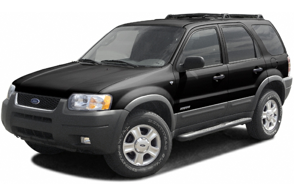 2002_Ford_Escape_XLT Sport_ Wilmington NC