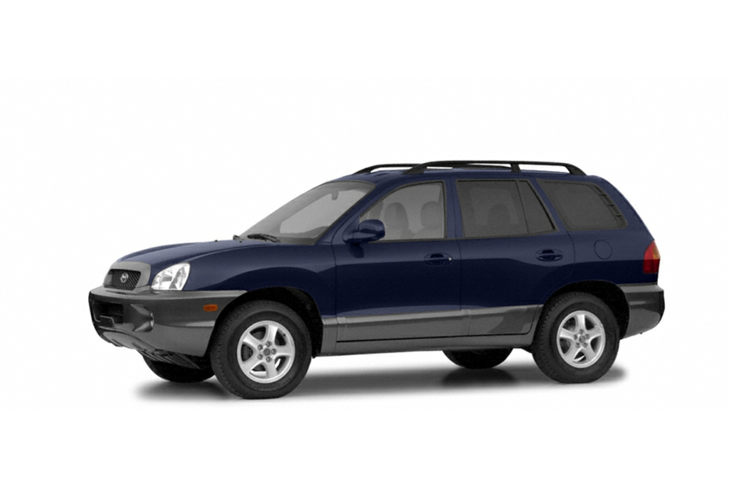 2004_Hyundai_Santa Fe_GLS_ Wilmington NC