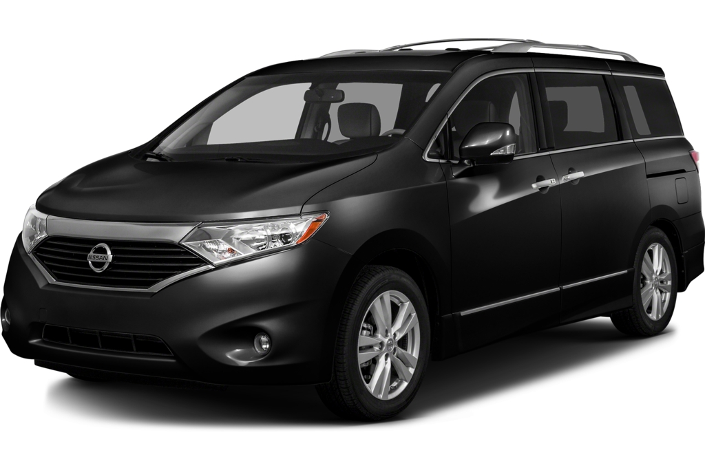 2014_Nissan_Quest_3.5 S_ Oklahoma City OK