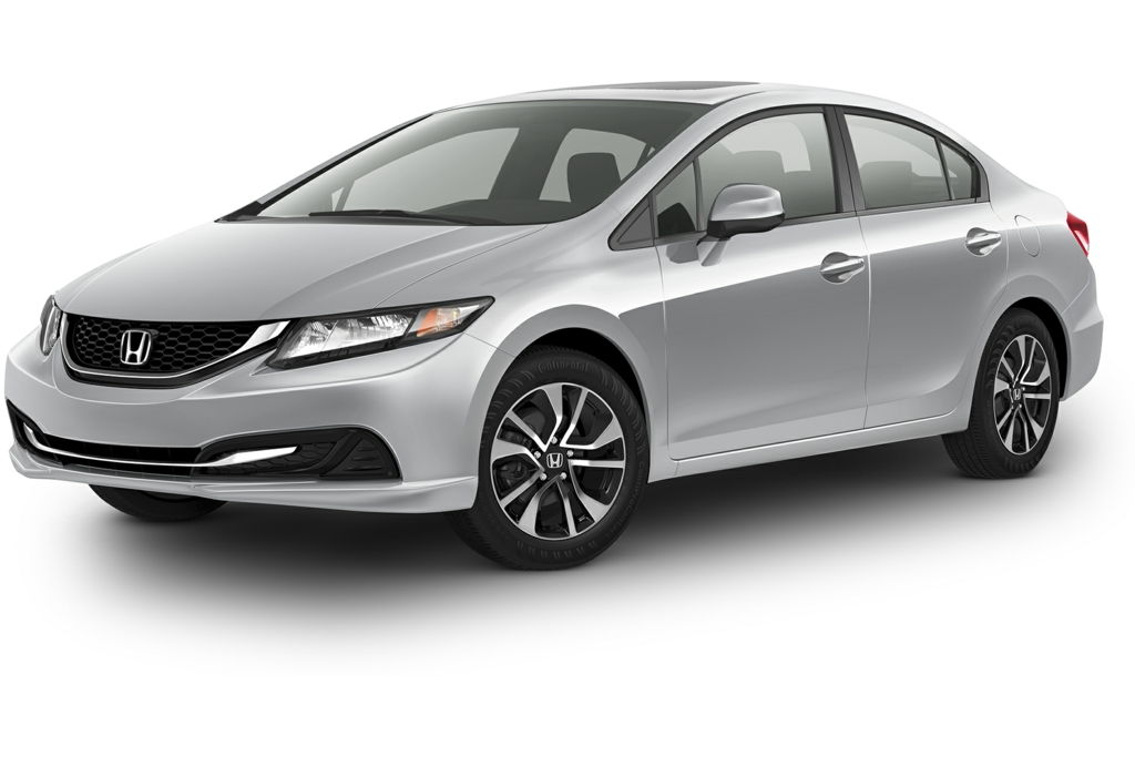 2014_Honda_Civic_EX_ Oklahoma City OK