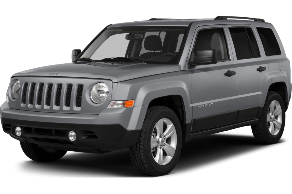 2015_Jeep_Patriot_Sport_ Oklahoma City OK