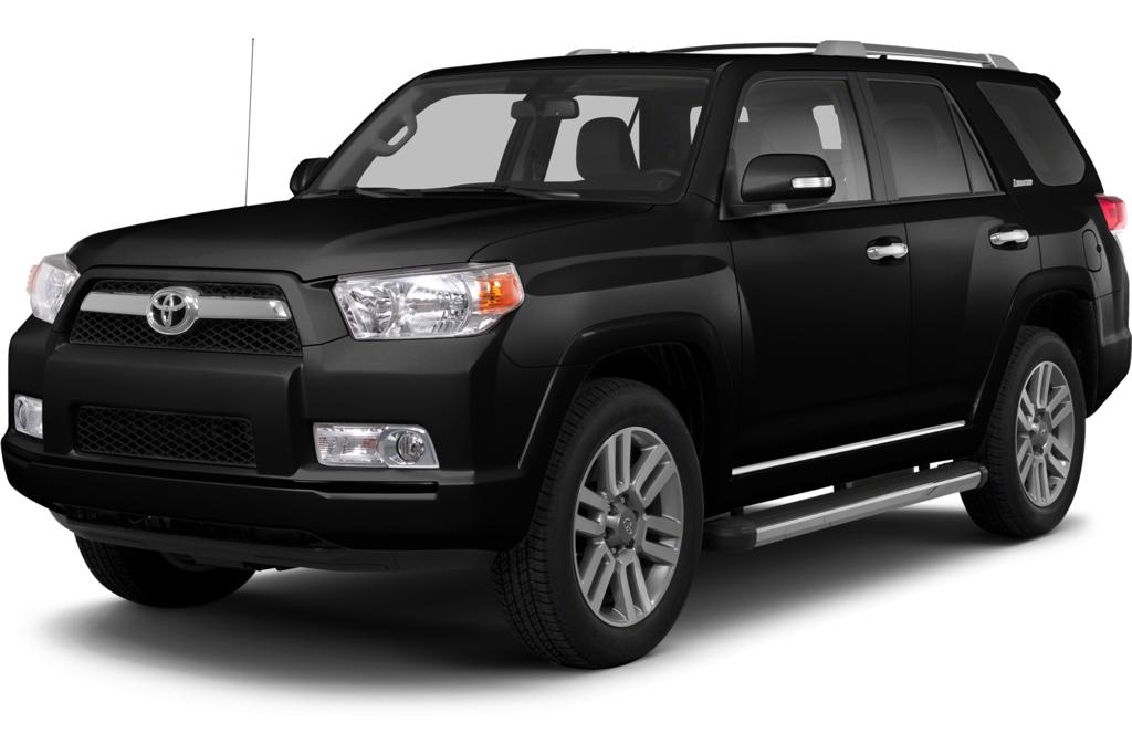 2013_Toyota_4Runner_SR5_ Wilmington NC