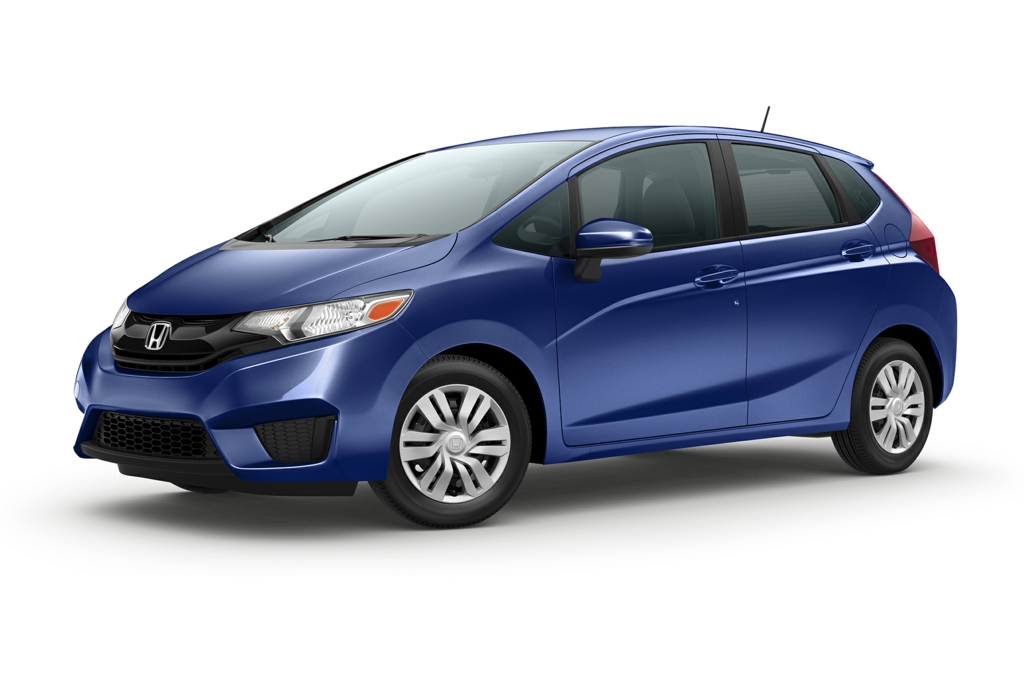 2015_Honda_Fit_LX_ Oklahoma City OK