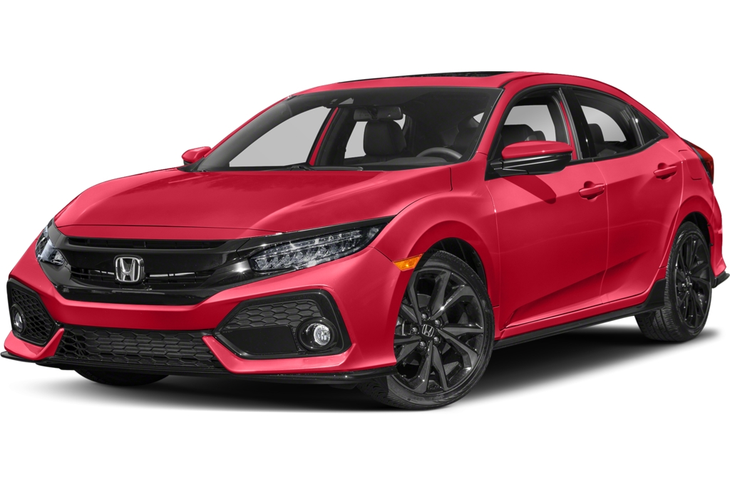 2019_Honda_Civic_Sport Touring_ Oklahoma City OK