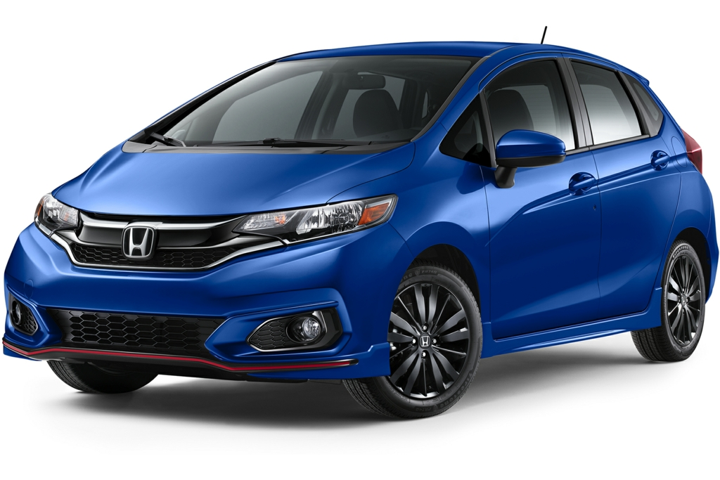 2019_Honda_Fit_Sport_ Oklahoma City OK