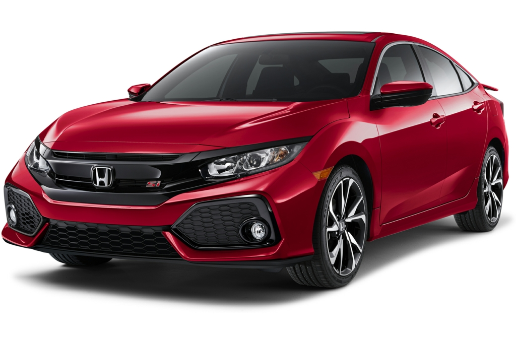 2019_Honda_Civic_Si_ Oklahoma City OK