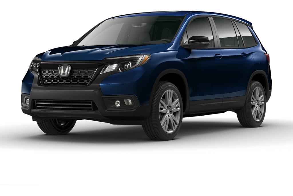2019_Honda_Passport_EX-L_ Oklahoma City OK
