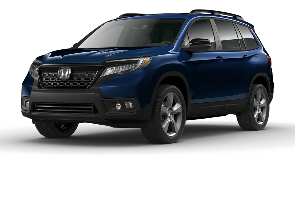 2019_Honda_Passport_Touring_ Oklahoma City OK