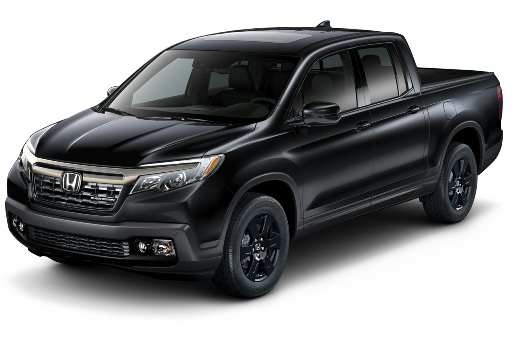 2019_Honda_Ridgeline_Black Edition_ Oklahoma City OK