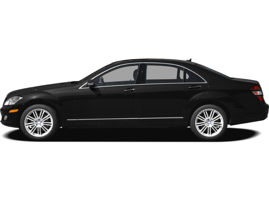 2008 Mercedes-Benz S-Class S 550 4MATIC® Salem OR 28264457
