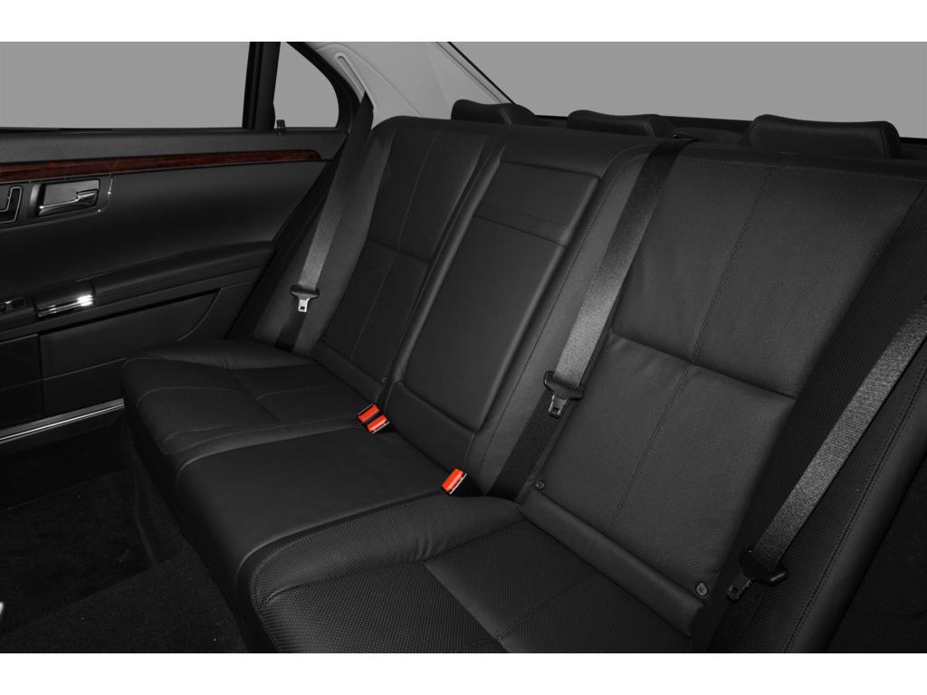 2008 Mercedes-Benz S-Class S 550 4MATIC® Salem OR