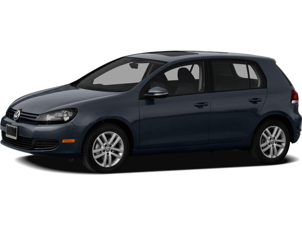 2012 Volkswagen Golf 4dr HB DSG TDI Conroe TX