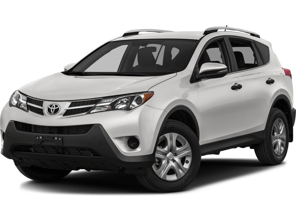 2014 Toyota RAV4 LE McMinnville OR