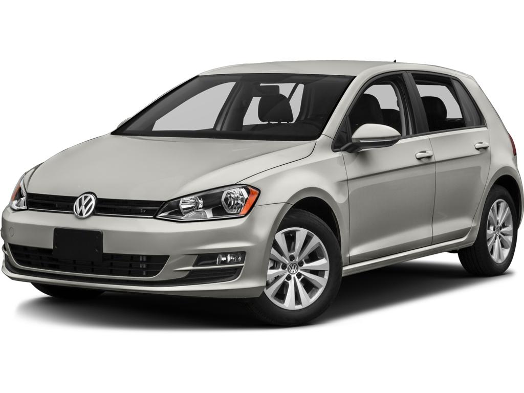 2015 Volkswagen Golf TDI SE 4-Door City of Industry CA